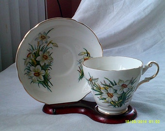 Regency Tea Cup and Saucer