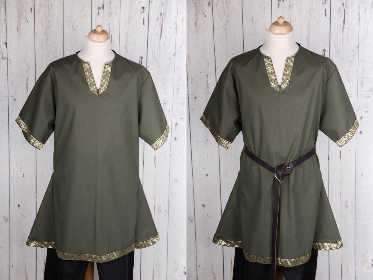You searched for: mens green tunic! Etsy is the home to thousands of handmade, vintage, and one-of-a-kind products and gifts related to your search. No matter what you're looking for or where you are in the world, our global marketplace of sellers can help you find unique and affordable options.