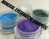 Mineral Eyeshadow Samples - FREE