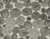 """Japanese CHIYOGAMI Paper - Design  TDK-211 """"Chrysanthemums"""""""