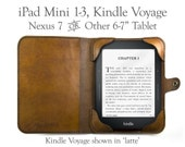 Leather iPad Mini 3 Cover...