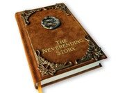 The Neverending Story Leather-bound book