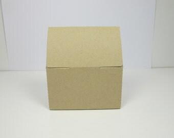 Tucked Flap Box