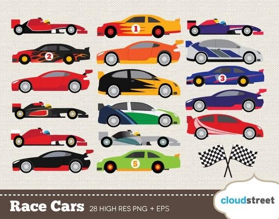 buy 2 get 1 free race car clip art racing car clipart. Black Bedroom Furniture Sets. Home Design Ideas