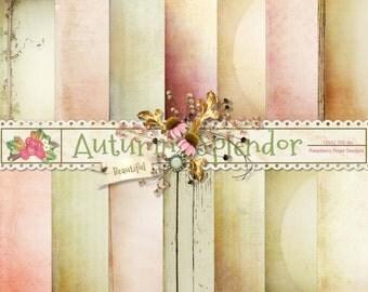 Autumn Splendor Papers
