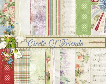 Circle of Friends Paper Set