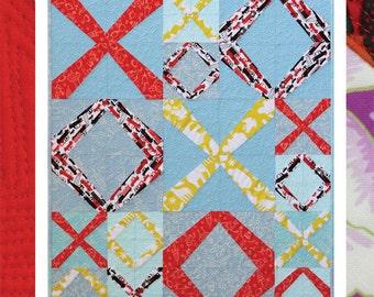 XOXO - Quilt Pattern - Carolyn Friedlander - CF1102