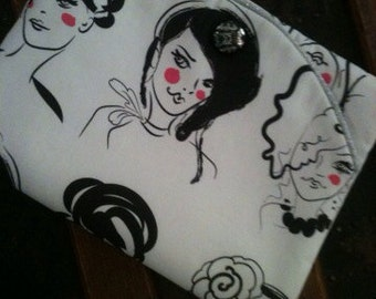 Lingerie envelope for luggage or carry on