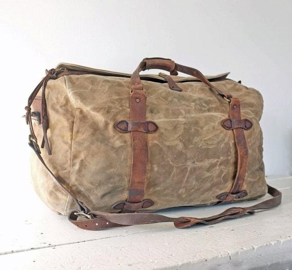 Filson Medium 25 Duffle Bag One Size Desert Tan