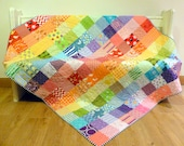 """Double Rainbow Charm Pack - 168 x 5"""" squares"""
