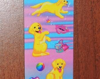 Lisa Frank Sticker