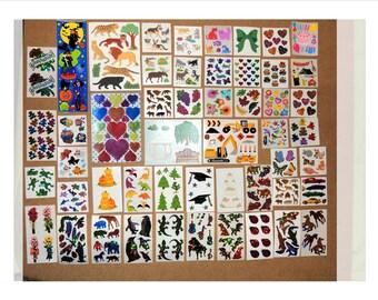 Sandylion, Hambly Studios, Mrs. Grossmans sticker lot #1