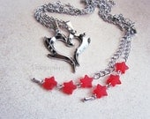 PRE-ORDER: The Only One In All Of Thedas – Dragon Age Inspired Matching Necklaces