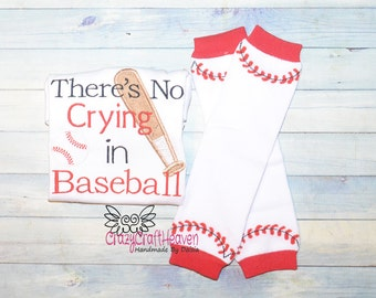 Baby boy Baseball outfit, baby baseball outfit, Baseball , baseball outfit, No crying in baseball, baby boy