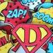 Superhero Inspired Cookies, Superman cookies, Spiderman Cookies, Zap, Boom, Pow, Bam, Boys Birthday Party, Superhero Party, Kids Birthdays