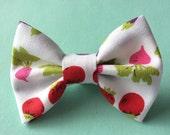 Vegetable Cat Bow tie