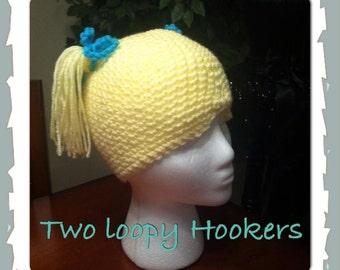 Powerpuff Girls Bubbles Inspired Hat