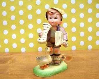 Vintage Dutch Boy Figurine