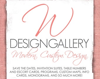WDesignGallery Pricing and Policy Guidebook