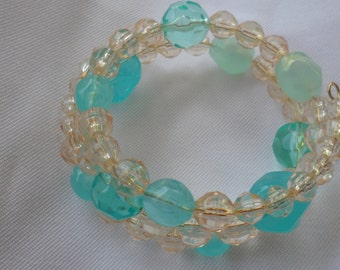 Icey Green Bracelet