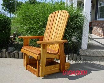 Garden Chair Glider