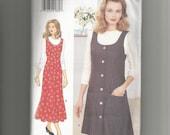 1995 Butterick Pattern 4084 size 14 16 18 20 Jumper & Top