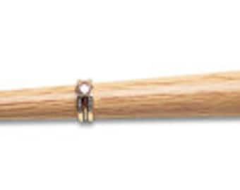 Wooden RING POLISHING Mandrel