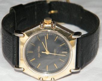 Vintage Sergio Valente Quartz Watch