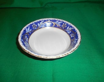 "Four (4), 5 1/8"" Fruit / Dessert (sauce) Bowls, from Grindley, in the Elysian Pattern."