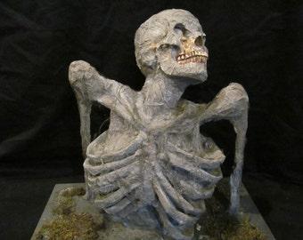Zombie Horrible Howie,Walking Dead Halloween ,Groundbreaker Prop .