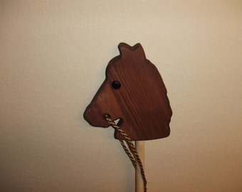 Traditional Stick Horse