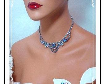 Juliana Demi D & E - Beguiling Blue Aurora Borealis  489a-010107075