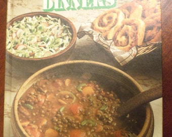 Betty Crockers Money Saving Dinners Cookbook, 1981
