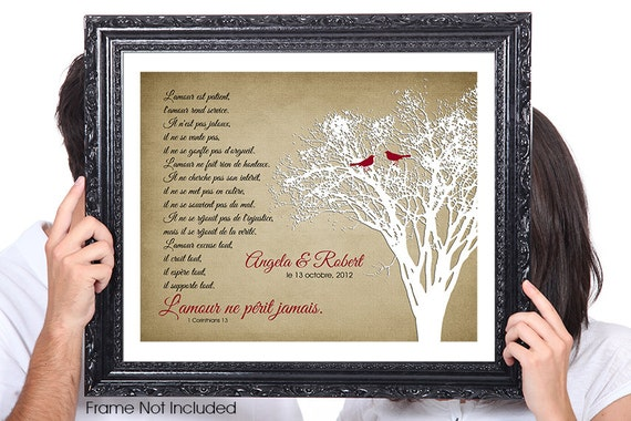 ... , Personalized Wedding Gift, 50th Anniversary Wedding Gift,Tree 8x10