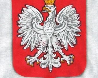 Polish airbrush t-shirt