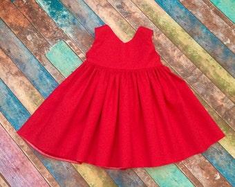 The Maggie Heart Cutout Dress.