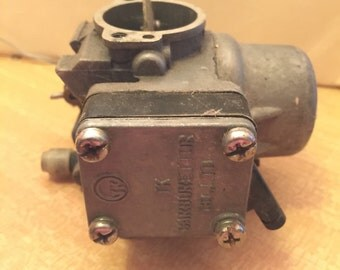 Vintage TK Carburetor
