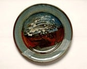 Vintage Studio Pottery Plate