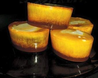 Kojic Acid Turmeric & Papaya grapefruit and lemon soap, known to help skin brightening and lightening