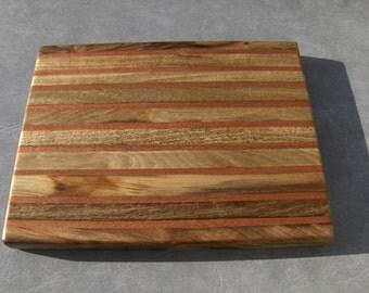 Myrtlewood Mahogany Cutting Board