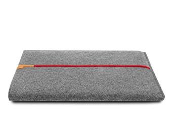"15''Macbook Case Tablet Sleeve Wool Felt Laptop Case for Macbook Pro 15"" Retina Bag Envelope Style Tophome Macbook Sleeve Christmas Gift"