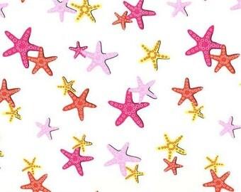 Michael Miller fabric STARFISH