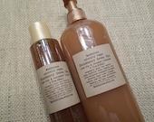 VEGAN-Strawberry Green Tea w/ Rose Hip & Cucumber Facial Cleanser or Toner or Both(reduces reddness/flushing/irritated skin)