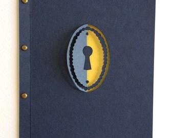 Keyhole Card