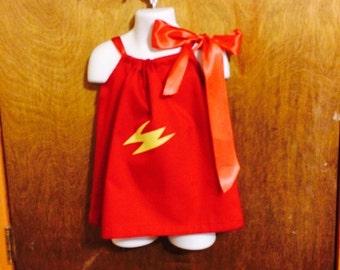 Flash Gordon pillow dress
