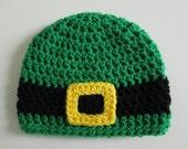 St Patricks Day, St Patricks Day Hat, St Patrick's Day Baby, Earflap Hat, Leprechaun Hat, Baby Hats, Toddler Hat, Womens Hats, Mens Hats