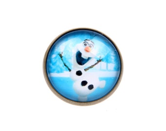 Ring Snow queen OLAF (2020B)