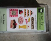 Cricut Lite Sweet Shop- NIP