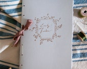 Handmade Bound Book