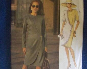 Vogue 8719, Ladies Dress